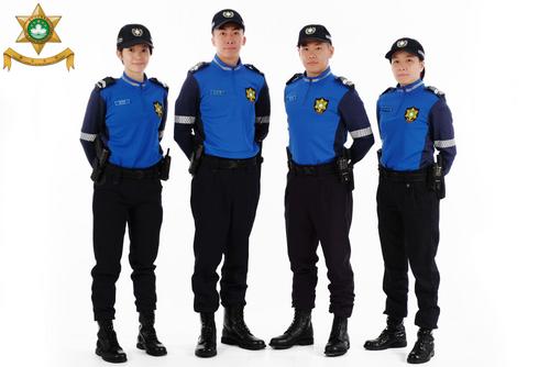 治安警察局旅游警察正式成立
